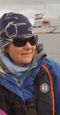 Catherine Lawton is the General Manager of One Ocean Expeditions, and is an industry leader in providing an outstanding polar travel vacation experience.
