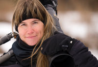 Daisy Gilardini is a professional photographer and is one of the One Ocean Expeditions staff members who will accompany you while traveling on your Arctic, Antarctic, or Canadian Coast adventure cruise.